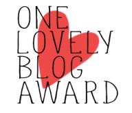 award-one-lovely-blog-award-badge
