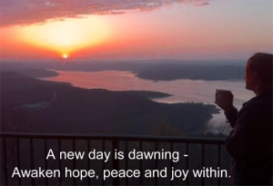 A new day is dawning1